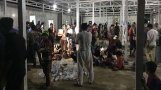 Μοσούλη: Τροφική δηλητηρίαση έπαθαν εκατοντάδες πρόσφυγες (pics)