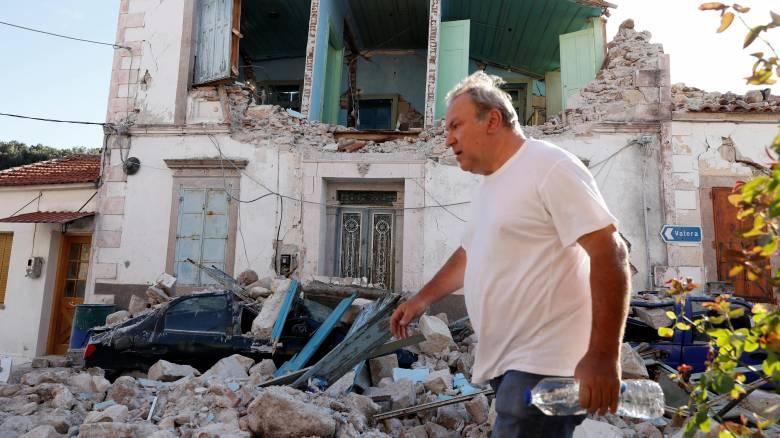 Σεισμός Μυτιλήνη: Τι λένε οι σεισμολόγοι για την μετασεισμική δραστηριότητα
