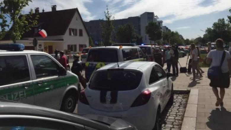 Μόναχο: Συναγερμός μετά από πυροβολισμούς κοντά σε σταθμό τρένων
