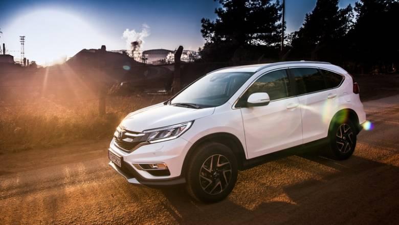 Honda CR-V: Με κορυφαίους χώρους και πλήρη γκάμα