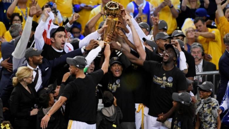 NBA Finals: Επιστροφή στην κορυφή με Ντουράντ το Γκόλντεν Στέιτ (vid)
