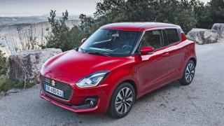 Νέο Suzuki Swift: Όμορφο, νεανικό και τεχνολογικά προηγμένο