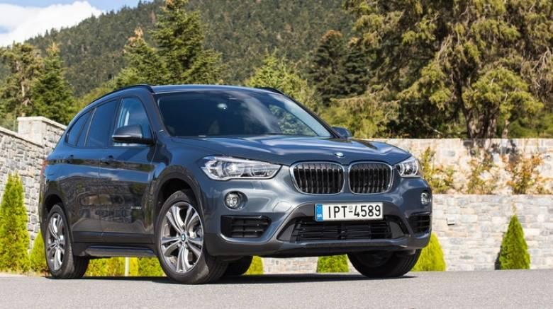 BMW X1: Η σπορ και high tech πλευρά των premium SUV