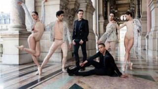 Haute ballet: Ο Ολιβιέ Ρουστέινγκ του Balmain για την Όπερα του Παρισιού