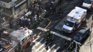 Μανχάταν: 35 άτομα στο νοσοκομείο με αναπνευστικά προβλήματα (pics&vid)
