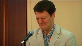 Η Βόρεια Κορέα απελευθέρωσε τον Αμερικανό φοιτητή Otto Warmbier