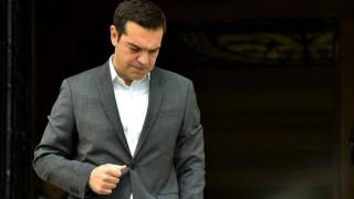 Τα συλλυπητήρια του Αλέξη Τσίπρα για το θάνατο του δημοσιογράφου Κώστα Εφήμερου