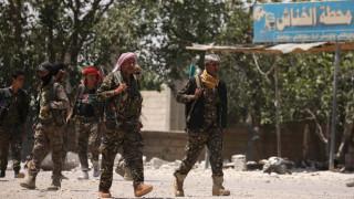 Συρία: Εντείνονται οι μάχες για της ανακατάληψη της Ράκα (pics)