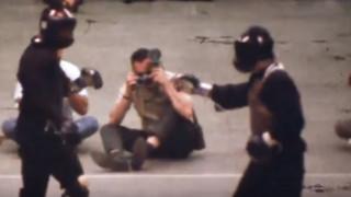 Η μοναδική καταγεγραμμένη μάχη του μεγάλου δάσκαλου Bruce Lee (vid)