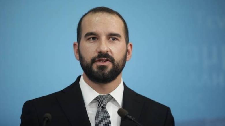 Τζανακακόπουλος για Σόιμπλε: Ο πρωθυπουργός έχει απόλυτη εμπιστοσύνη στον Τσακαλώτο
