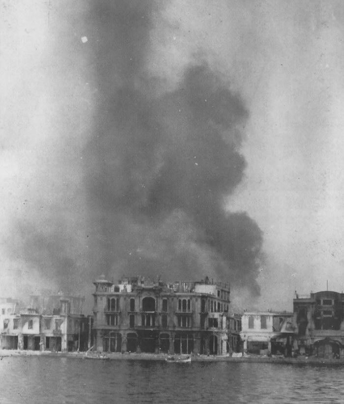 Thessaloniki Fire 1917 Splendid