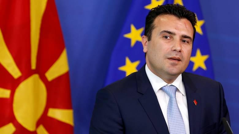 Τετ α τετ Κοτζιά-Ντιμιτρόφ με φόντο τη νέα τακτική της πΓΔΜ για το ζήτημα της ονομασίας