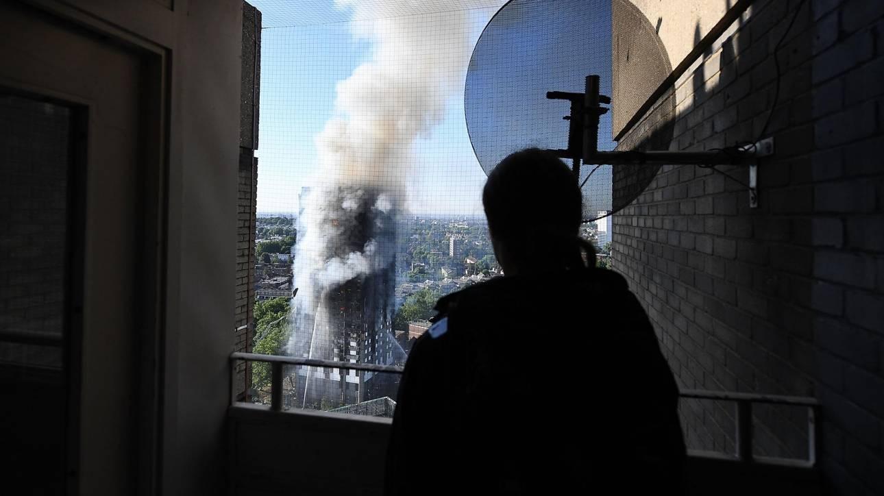 Νεκροί και τραυματίες από τη μεγάλη φωτιά στο Λονδίνο-Φόβοι για εγκλωβισμένους