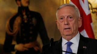 Ο Τραμπ εξουσιοδότησε τον Ματίς για να αυξήσει τον αμερικανικό στρατό στο Αφγανιστάν