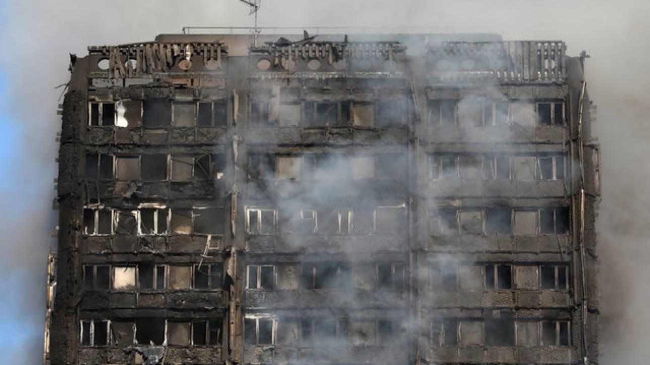 Συγκλονιστικά βίντεο από την πυρκαγιά στο Λονδίνο και τους εγκλωβισμένους πολίτες