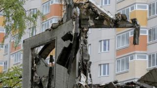 Ρωσία: Πράσινο φως για την κατεδάφιση χιλιάδων παλαιών σπιτιών στη Μόσχα