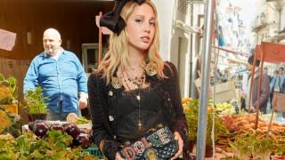 Η Μαρία-Ολυμπία στη συμμορία των Millennials της μόδας