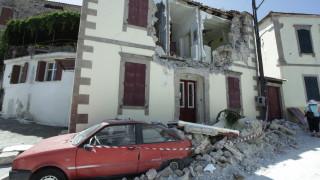 Σεισμός Μυτιλήνη: Πώς σώθηκαν τα δίδυμα αγοράκια μέσα από το σχολείο