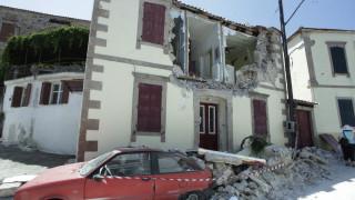 Σεισμός Μυτιλήνη: Χωριό «φάντασμα» η Βρίσα – 337 σπίτια κρίθηκαν ακατάλληλα
