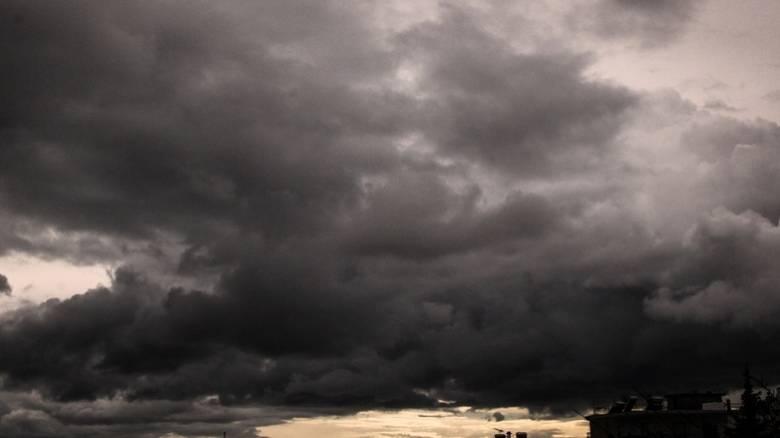 Έκτακτο δελτίο επιδείνωσης του καιρού: Οι περιοχές που θα επηρεαστούν