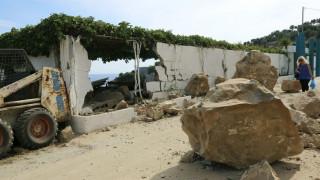 Συνεχίζεται η σεισμική δραστηριότητα στη Μυτιλήνη