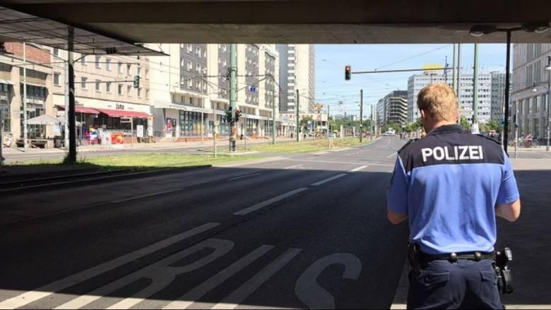 Βερολίνο: Μεγάλη κινητοποίηση της Αστυνομίας για ύποπτο πακέτο