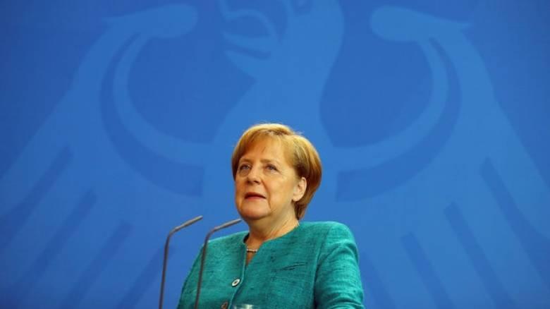 Μέρκελ: Εύχομαι να υπάρξει λύση για την Ελλάδα στο Eurogroup