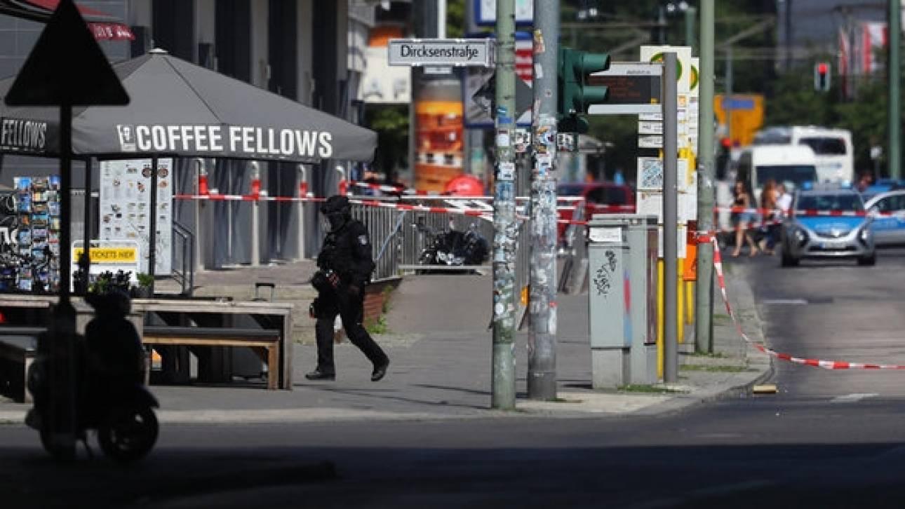 Βαλίτσα με άπλυτα ρούχα το ύποπτο δέμα που αναστάτωσε το Βερολίνο (pics)