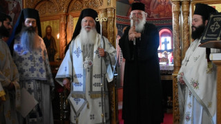Οι ευχές του Προκόπη Παυλόπουλου στον Αρχιεπίσκοπο για την ονομαστική του εορτή