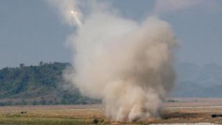 Η Ρωσία κατηγορεί τις ΗΠΑ για ανάπτυξη εκτοξευτήρα ρουκετών στη Συρία