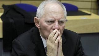 Η πρώτη αντίδραση του Σόιμπλε μετά το αποτέλεσμα του Eurogroup