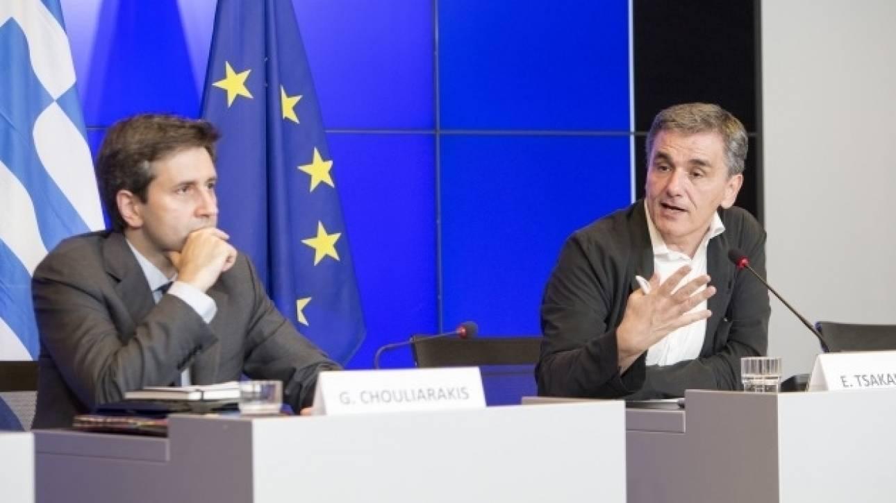 «Κουμπαρά» ασφαλείας για την έξοδο της Ελλάδος στις αγορές αποφάσισε το Eurogroup