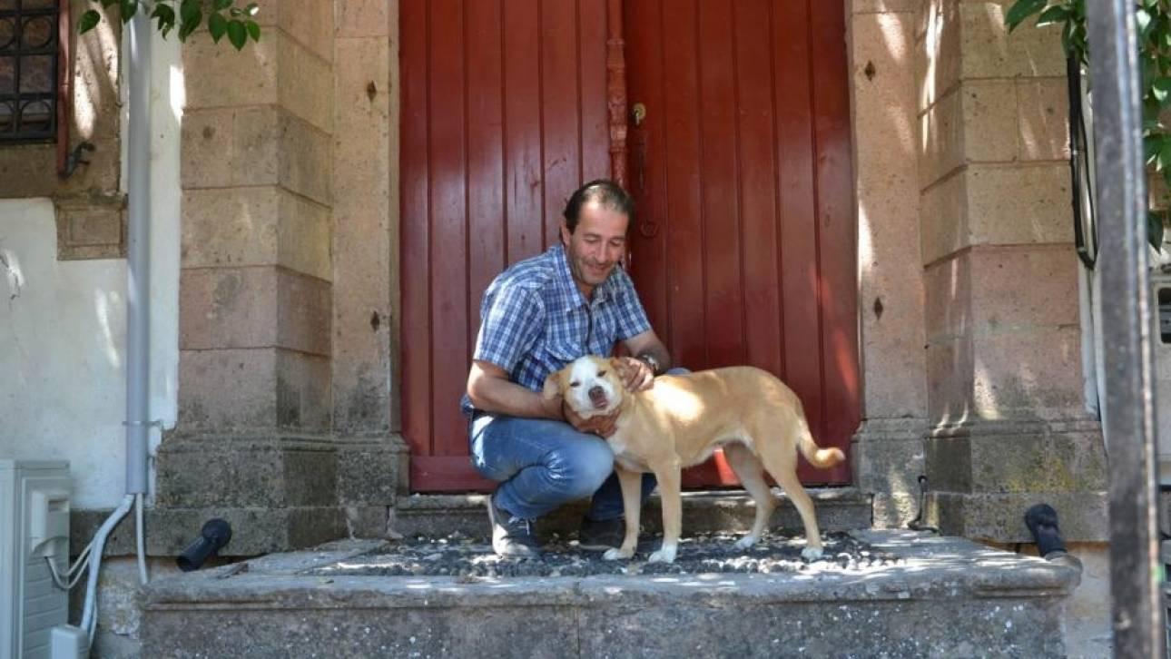 Το Χάτσικο της Βρίσας: Το σκυλί της άτυχης 43χρονης έσκαβε στα ερείπια για να την βρει