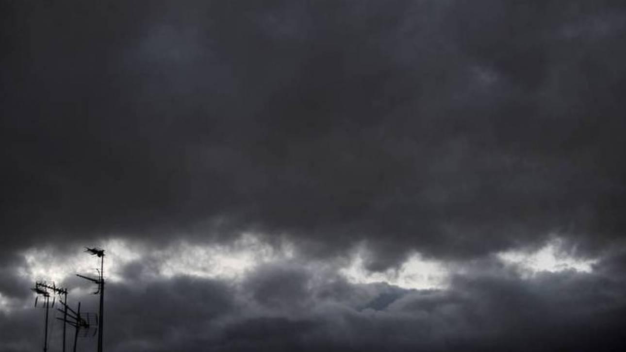 Έκτακτο δελτίο επιδείνωσης του καιρού - Έρχονται βροχές και καταιγίδες