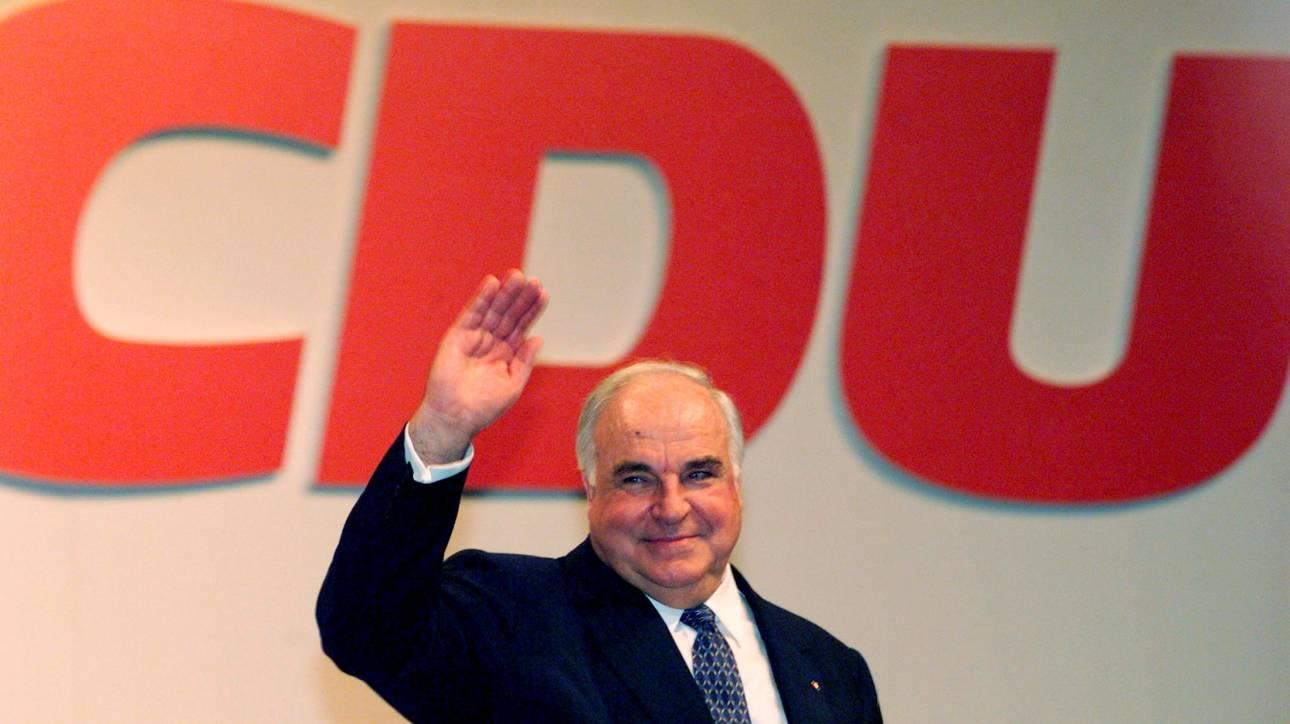 Πέθανε ο πρώην καγκελάριος Χέλμουτ Κολ (pics)