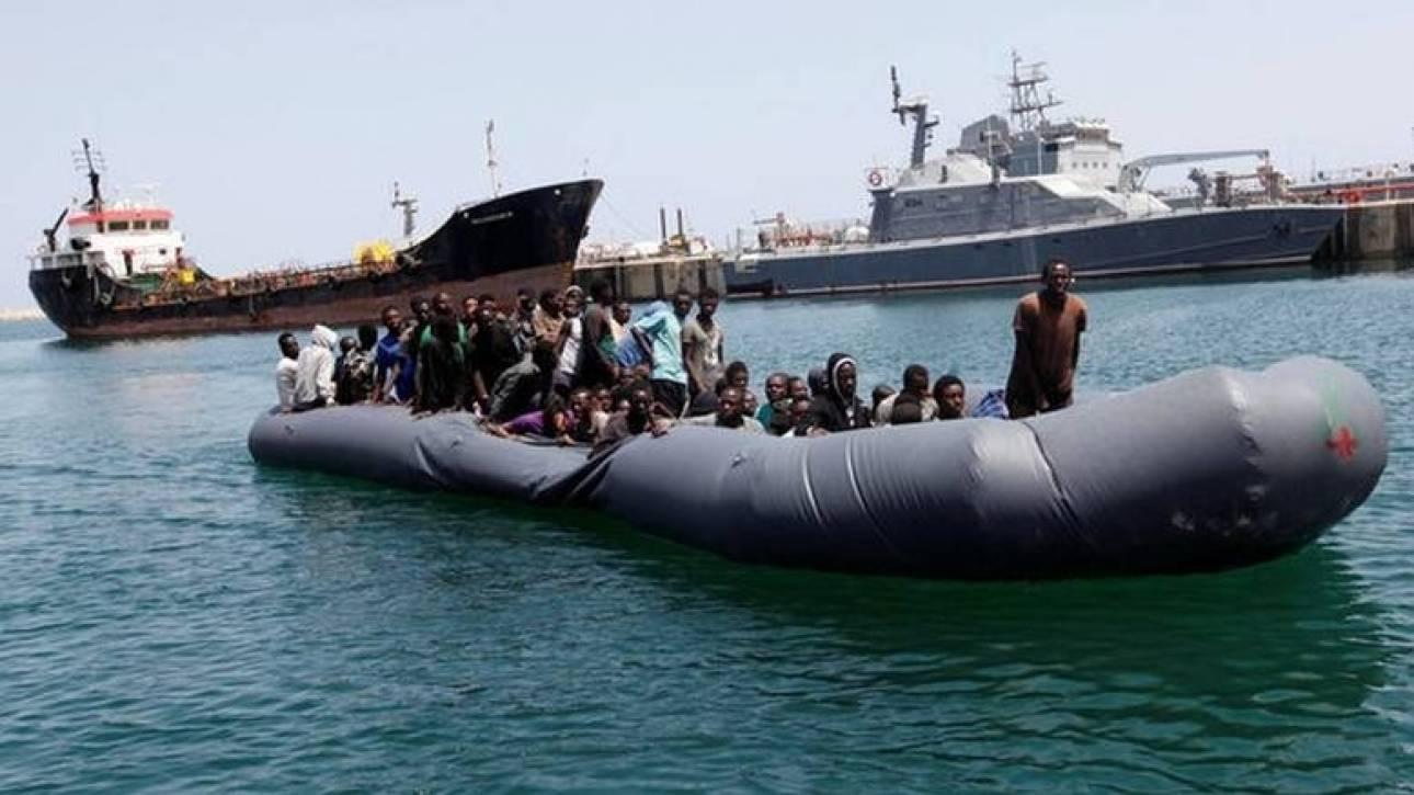 Λιβύη: Η ακτοφυλακή αναχαίτισε πάνω από 900 μετανάστες