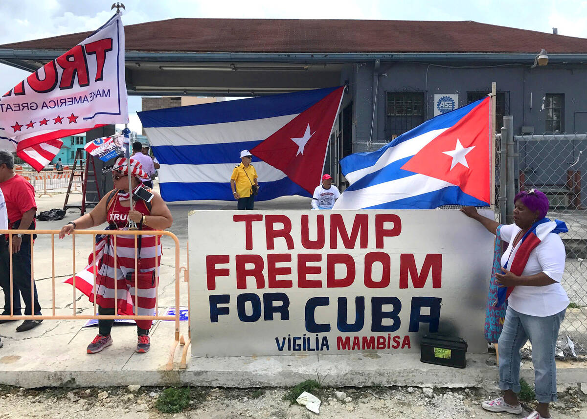 2017-06-16T172654Z 1691393640 RC177E5EE720 RTRMADP 3 USA-CUBA-CUBANAMERICANS