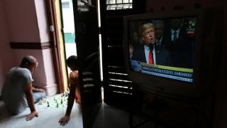 Η Αβάνα «καταγγέλλει» το εμπάργκο Τραμπ