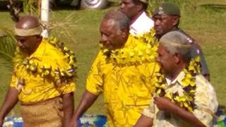 Πέθανε ξαφνικά ο πρόεδρος του Βανουάτου από ανακοπή καρδιάς