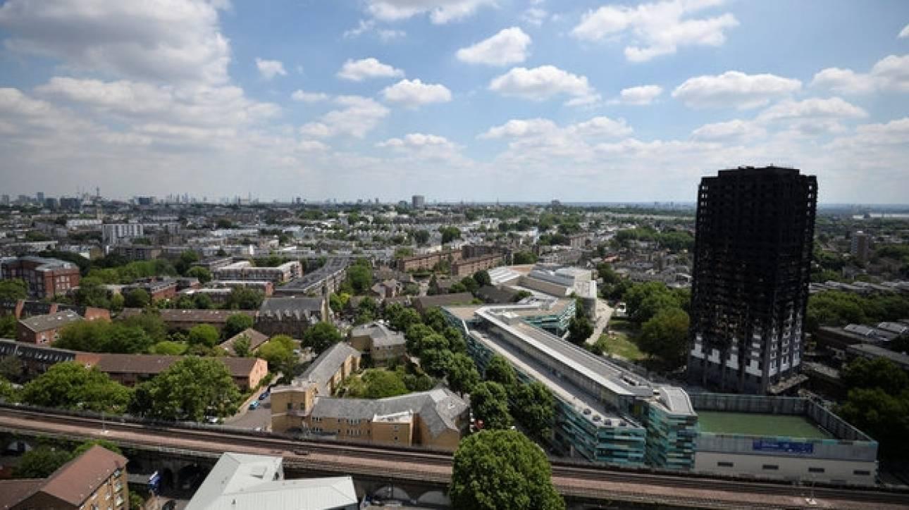 Λονδίνο: Φόβοι για κατάρρευση του Πύργου Γκρένφελ