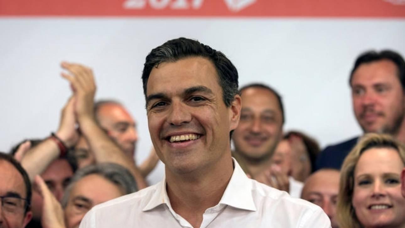 Ισπανία: Ξεκίνησε τις εργασίες του το 39ο Συνέδριο των Ισπανών Σοσιαλιστών