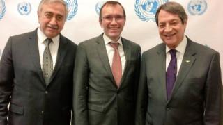 Εσπεν Μπαρθ Άιντα: Το τέλος του παιχνιδιού για το Κυπριακό η Γενεύη