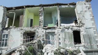 Μυτιλήνη: Ισχυρός μετασεισμός 5,2 Ρίχτερ