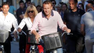 Γαλλία: προς σαρωτική νίκη το κόμμα του Μακρόν στο σημερινό β' γύρο