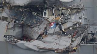 Ιαπωνία: Νεκροί και οι επτά αγνοούμενοι ναύτες του USS Fitzgerald (pics)