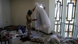 Οι ιρακινές δυνάμεις πραγματοποιούν έφοδο στην Παλιά Πόλη της Μοσούλης