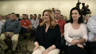 Μύδροι Γεννηματά στην κυβέρνηση: «Ο Τσίπρας κόστισε ακριβά στον τόπο»