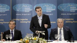«Μπλόκο» της Ελλάδας σε κοινή δήλωση της ΕΕ κατά της Κίνας - Ο ρόλος της COSCO