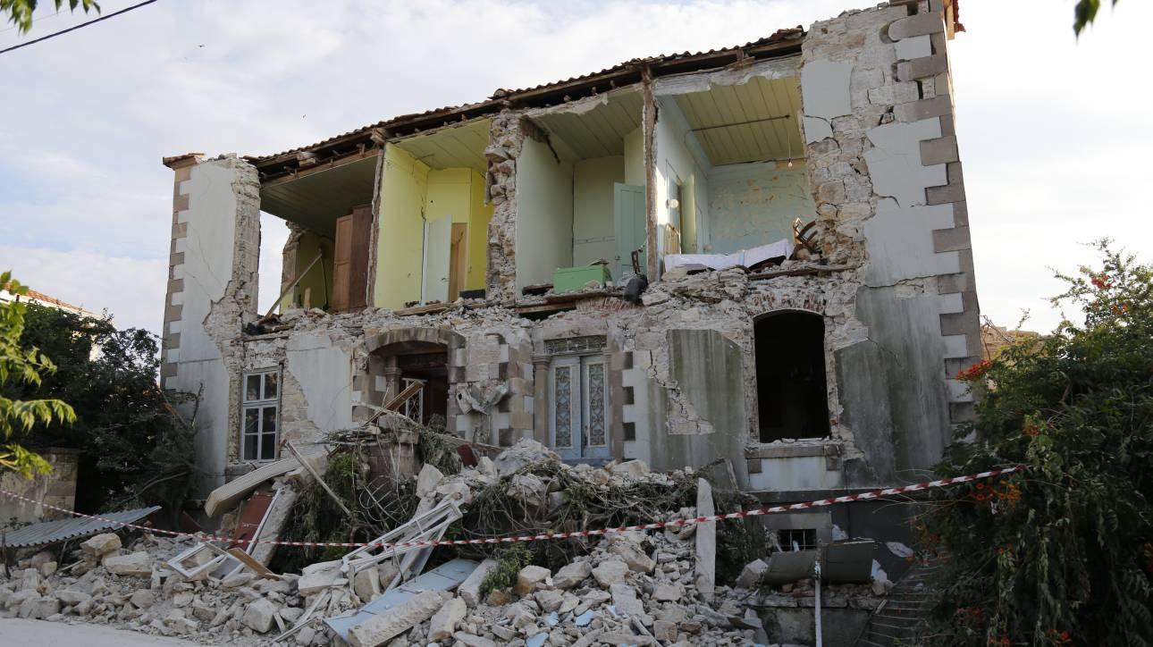 Μυτιλήνη: Άμεσα η καταβολή αποζημιώσεων - Ξεκινούν εργασίες από συνεργεία