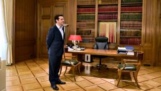 Κύκλος επαφών του Αλέξη Τσίπρα με τους πολιτικούς αρχηγούς